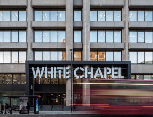 The White Chapel Building, London, United Kingdom