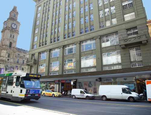 London Stores Redevelopment, Melbourne, VIC, Australia