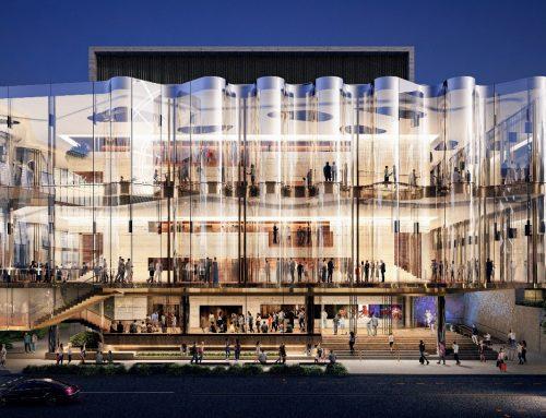 QPAC Stage 7, New Performing Arts Centre, Brisbane, QLD, Australia
