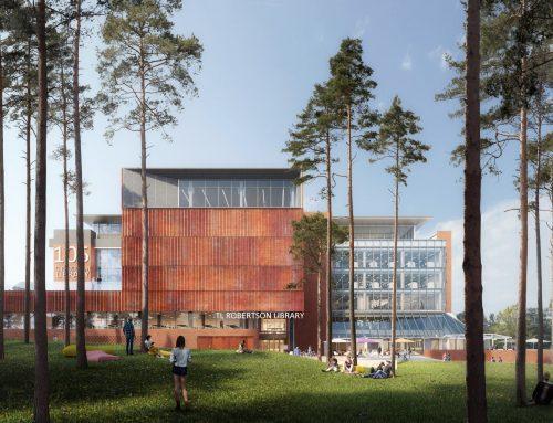 T.L. Robertson Library Refurbishment, Perth, WA, Australia