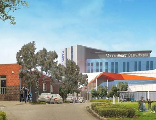 Casey Hospital Expansion Project, Melbourne, VIC, Australia