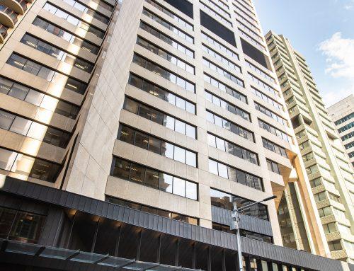 320 Pitt Street Building Refurbishment, Sydney, NSW, Australia