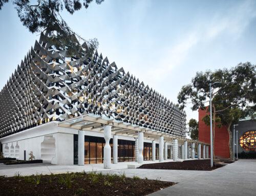 New Chancellery Building, Melbourne, VIC, Australia