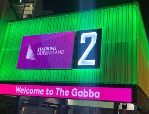 The Gabba Refurbishment. Brisbane, QLD, Australia