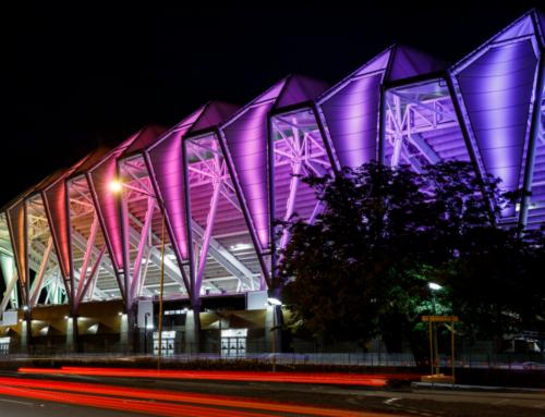 Queensland Country Bank Stadium, Townsville, QLD, Australia