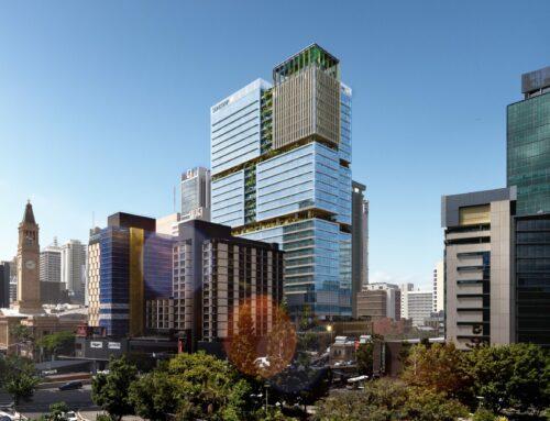 Suncorp HQ, Heritage Laneways (80 Ann Street), Brisbane, QLD, Australia